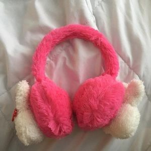 Other - Bunny earmuffs